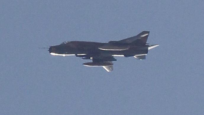 EI treina pilotos para voar em jatos capturados na Síria