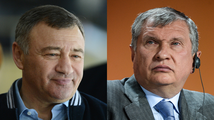 Russia's blacklisted Rosneft, billionaire Rotenberg take EU to court over sanctions