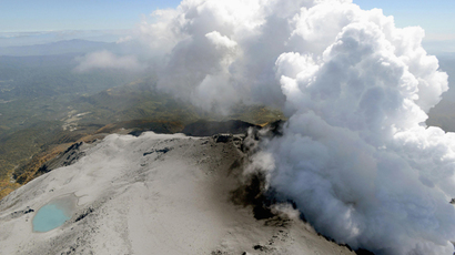 Enormous volcanic eruption could destroy Japan within 100yrs – study