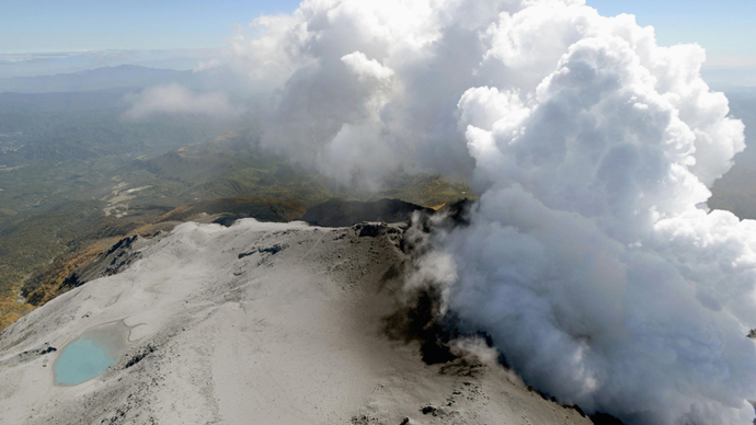 Active volcanoes near Japan nuclear reactor are safety threat – panel