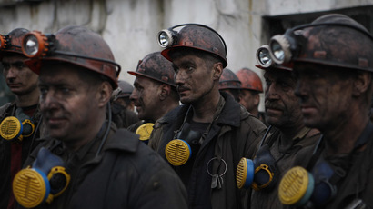Ukraine's coal reserves 'unprecedented' low, not enough for another month - Deputy Energy Minister