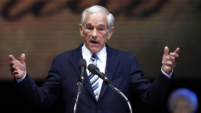 Ron Paul: Canada suffers for turning militaristic