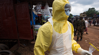 CNN tweets pic mocking Ebola panic, sparks backlash