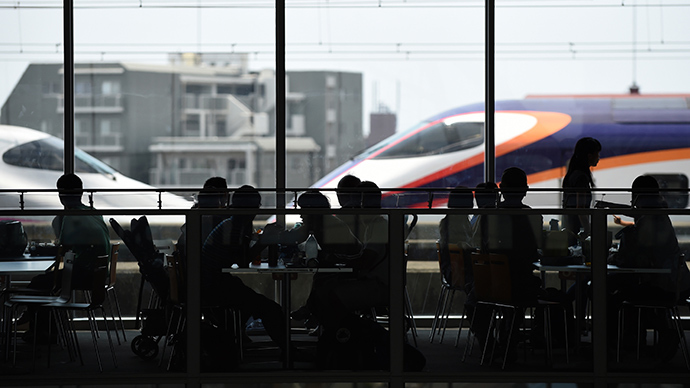 Japan approves plans for world's fastest train line