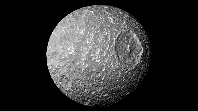 'Something is not right' with Saturn's 'Death Star': Life-friendly underground ocean in Mimas?