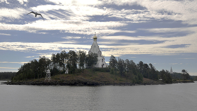 The island of Valaam in Lake Ladoga (RIA Novosti / Andrey Arkhipov)