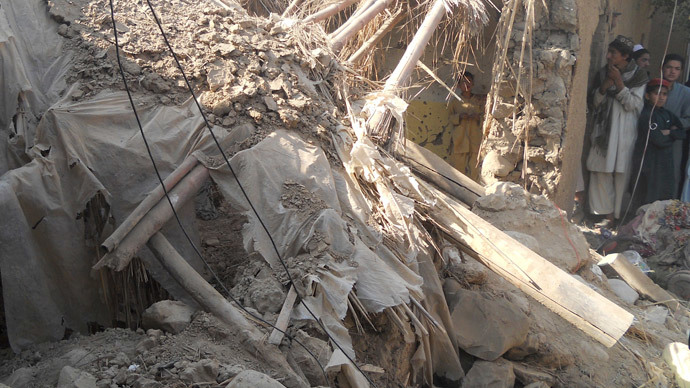 Only 84 of 2,379 US drone attacks victims in Pakistan confirmed Al-Qaeda militants - report