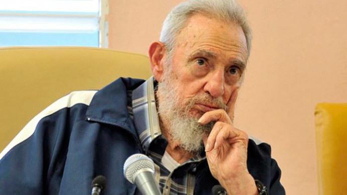 Former Cuban leader Fidel Castro.(Reuters / Revolution Studios)