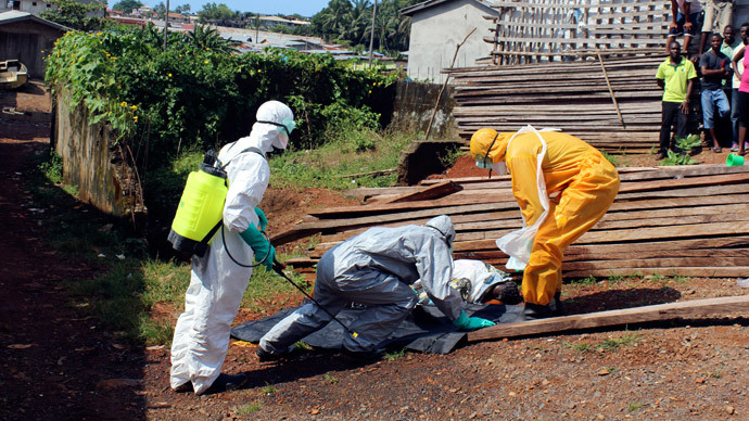 Russian scientists working on fast-acting Ebola vaccine