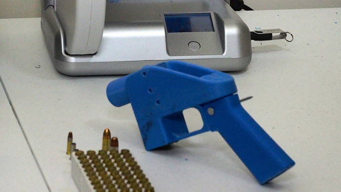 'Heinous crime': Japanese man gets 2-year jail term for making 3D guns