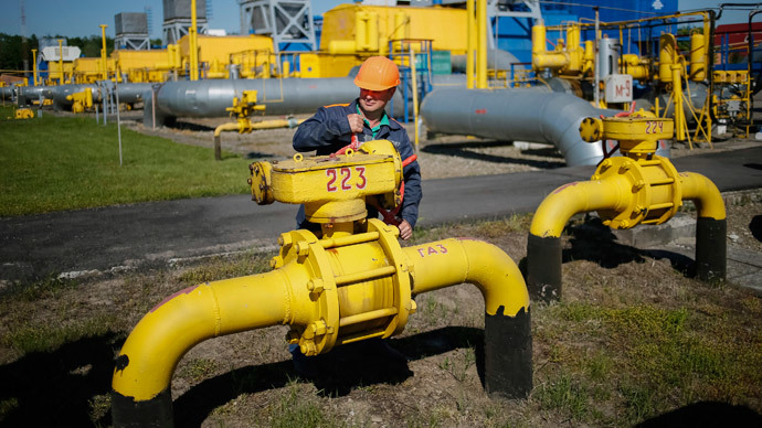 Ukraine and Russia agree on $385 gas price for winter