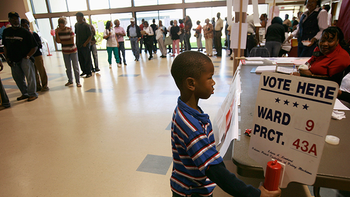 Democrats to suffer big losses if black voters ignore midterms - report