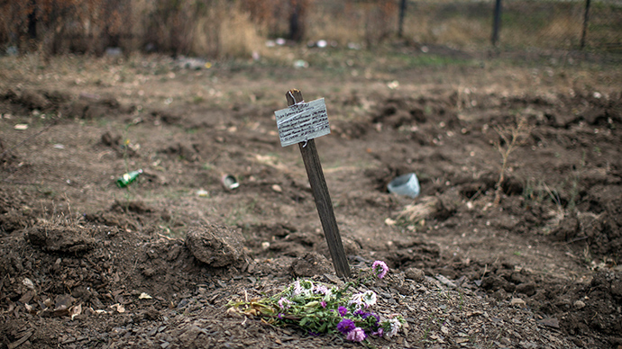 'No mass killings or graves': Amnesty Int'l says only 'isolated' atrocities in E. Ukraine