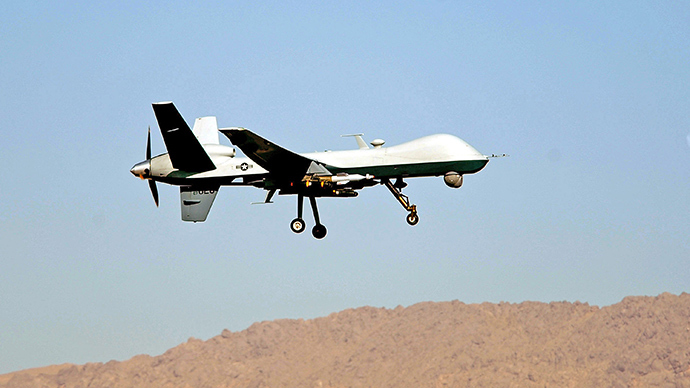 US drone fleet at 'breaking point' over operator shortage
