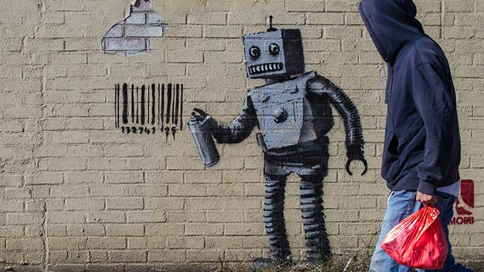 Graffiti artist paints dream homes for LA homeless (PHOTOS)