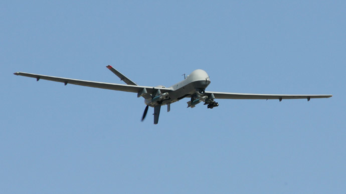 'Surveillance': UK drones to be deployed in Syria against ISIS