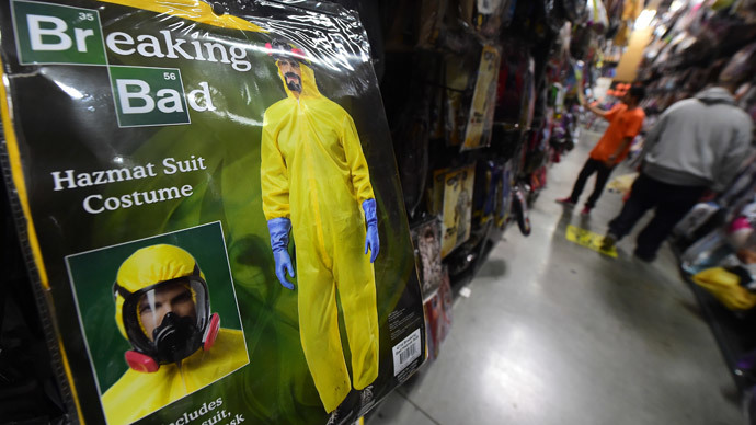 Toys 'R' Us under fire for selling 'Breaking Bad' action figures