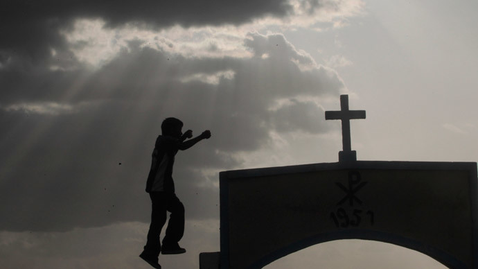 ​Religious hatred, wealth inequality top global threat poll