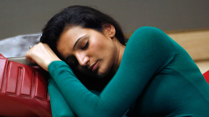 ​'Sleeping Beauty' syndrome: British woman sleeps 22hrs per day