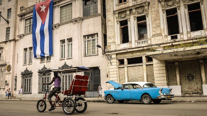 Duma calls on US to lift Cuba embargo