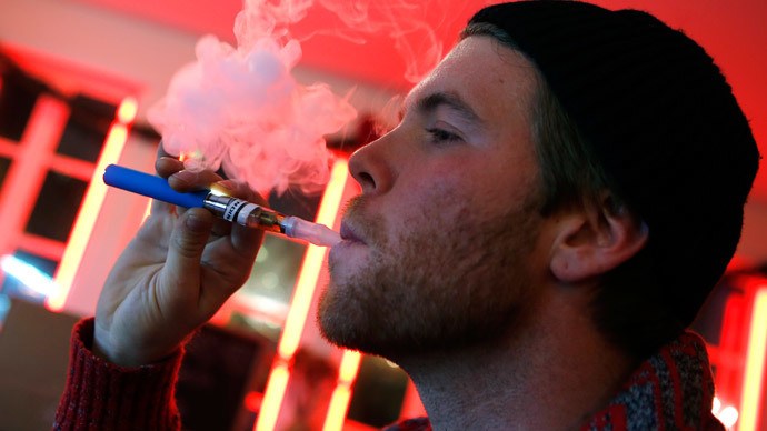 No ifs, no butts: UK's £100m e-cigarette industry up in smoke?