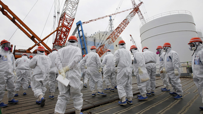 TEPCO removing protective Fukushima canopy for most dangerous op yet