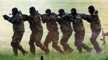 Russian government rejects bill on private military contractors