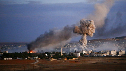 32 civilians killed over month in US-led anti-ISIS airstrikes in Syria – monitor