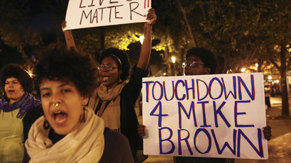 ​Ferguson cop who shot Michael Brown 'unlikely to face civil rights charges'