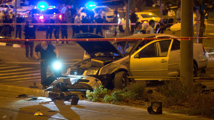 Infant killed, 8 wounded in Jerusalem 'run-over' terrorist attack