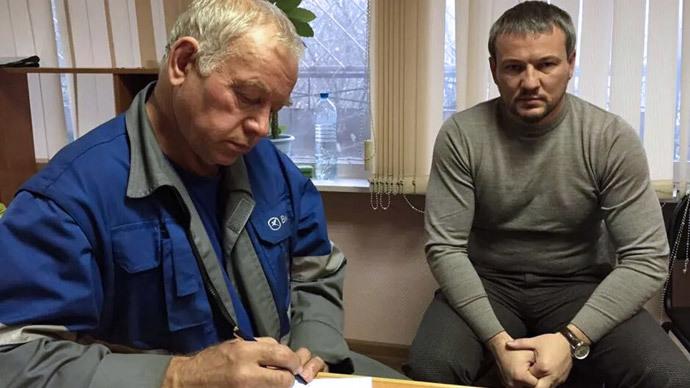 Vladimir Martynenko.(RIA Novosti / Alexander Karabanov)