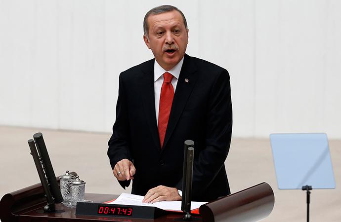 Turkey's President Tayyip Erdogan (Reuters / Umit Bektas)