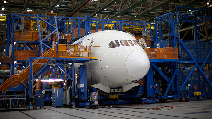 Boeing back to business in Iran, first time since 1979