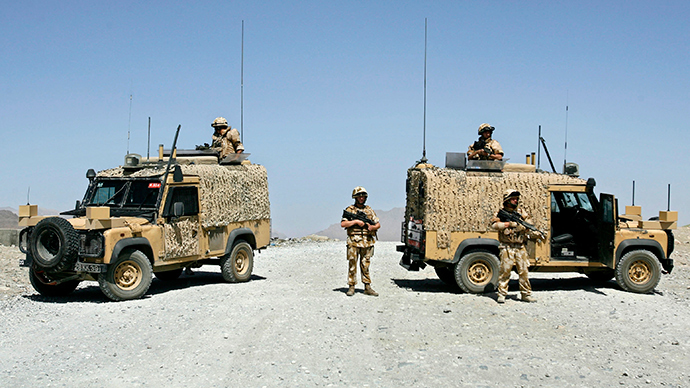 Afghanistan failures could have led to UK troop 'massacre' - army chiefs
