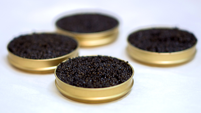 Stinking rich: Kazakhstan to offer tourists luxury caviar baths