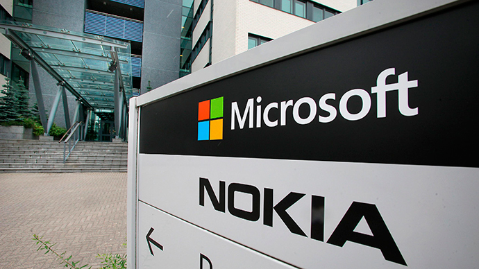 Microsoft ditches Nokia in rebranding effort