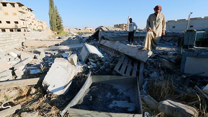 US-led airstrikes kill more than 500 militants, 32 civilians – report