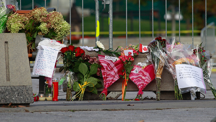 Ottawa gunman 'privately-educated' son of Canada immigration chief, acted alone