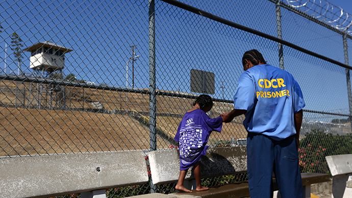 California prison system agrees to end racial segregation