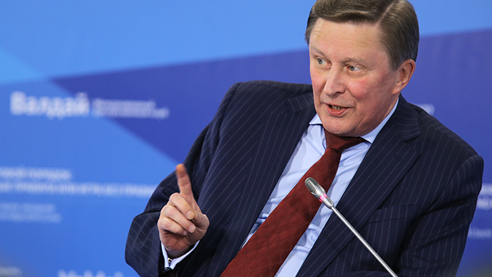 'Russia impossible to isolate': Senior official dismisses 'phony' Western sanctions