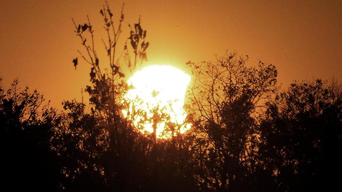 #DontLookAtTheSun: Final 2014 solar eclipse stuns N. America (PHOTOS, VIDEO)
