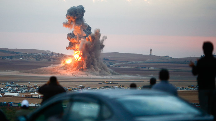 Between Kobani &Turkey: How unarmed Kurdish brigade guards restive border