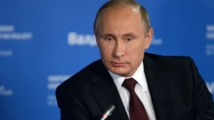 Putin: Russia's plans to solve Ukraine's debt problem rejected