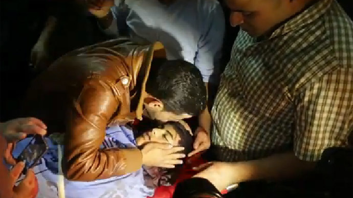 IDF kill Palestinian-American teenager in West Bank
