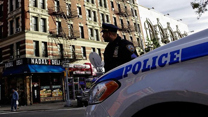 New York's top cop calls hatchet assault a 'terrorist attack'