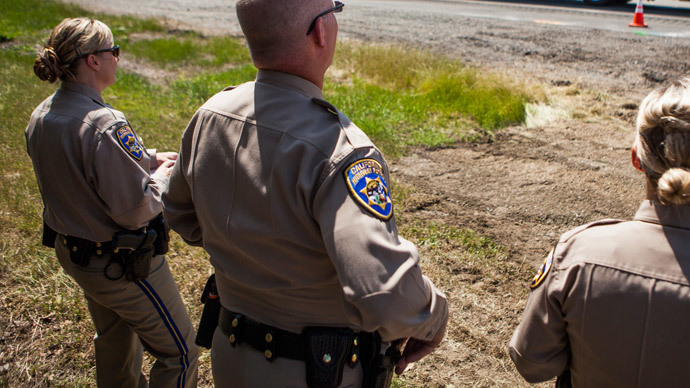 ​California cop accused of stealing nude photos from woman's cell phone