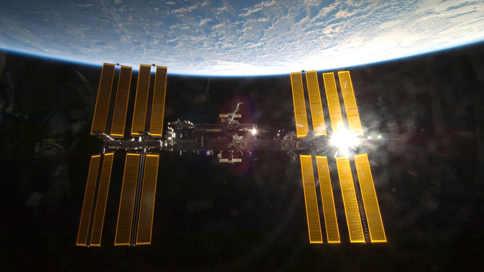 The International Space Station (Reuters / NASA)
