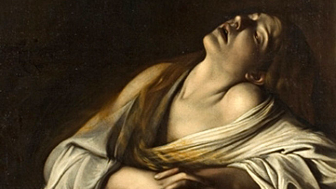 Long-lost original of Caravaggio's iconic Mary Magdalene in Ecstasy 'found'