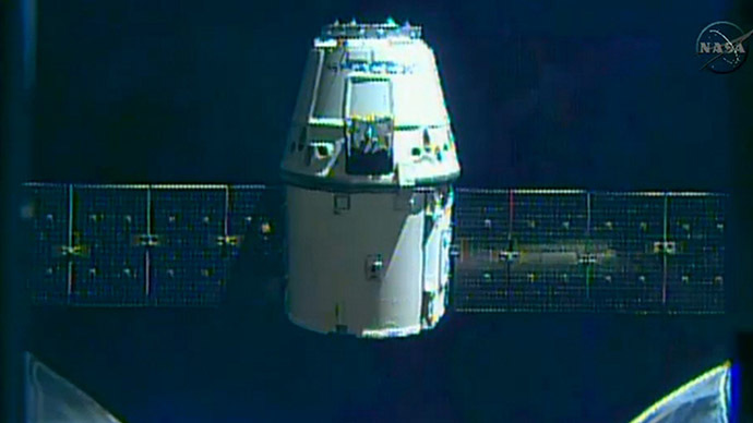 US Dragon spacecraft brings NASA's cargo, 'critical' research results back to Earth