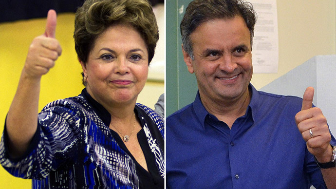 Rich-poor divide dominates Brazil's tight presidential election run-off